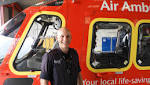 Air ambulance shortlisted for national awards