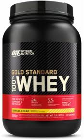 What's in Optimum Nutrition <b>Gold Standard 100</b>% <b>Whey</b> Protein