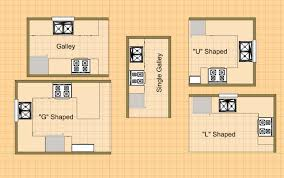 images kitchen floor plans