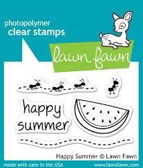 <b>happy summer</b> | Lawn Fawn