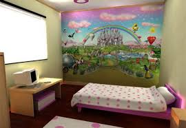 Bedroom Wall Murals Ideas Inaracenet - Bedroom wall murals ideas