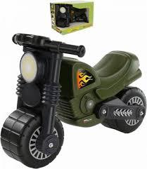 """<b>Мотоцикл Wader</b> """"<b>Моторбайк</b>"""" <b>военный</b> (в коробке) [66305_PLS ..."""