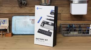 iFixit's New <b>Battery Fix</b> Kits for your iPhone - YouTube