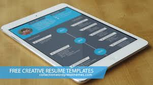 free creative resume templates  free creative resume templates