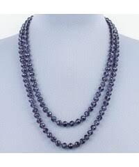 <b>Serebriciti Jewelry</b> Фиолетовое <b>колье</b> со светлым жемчугом ...