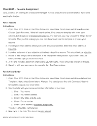 restaurants manager resume  restaurant manager resume cover letter    resume for restaurant   server resume sample resume for