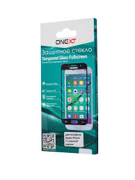 <b>Защитное стекло Onext для</b> телефона Apple iPhone 7 с рамкой ...