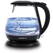 <b>Чайник Polaris PWK 1859CGL</b> (Черный бирюзовый) - цены ...