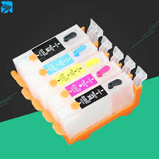 PGI725 refillable Ink cartridge for CANON MG5270 MG5370 ...
