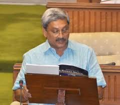 Image result for parrikar