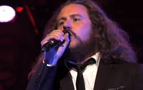 Rather belatedly, My Morning Jacket frontman Jim James is doing the TV promo rounds for solo debut, Regions of Light and Sound of God, which dropped back in ... - jim_james_kimmel