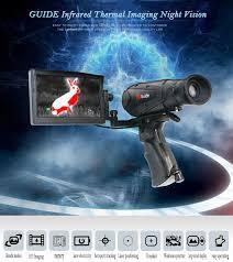 GUIDE IR510Nano N1 <b>Digital</b> Infrared Night vision <b>Thermal Imager</b> ...