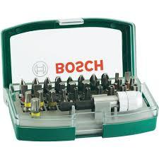 <b>Набор бит Bosch</b> 32 шт 2607017063