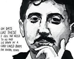 Marcel Proust Literary Poster Print Great Writers Series. Marcel Proust Literary Poster Print Great Writers Series... $28.13 USD StandardDesigns - il_340x270.423482900_1u7z