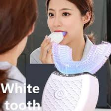 360 Degrees Intelligent Automatic Sonic Electric Toothbrush ... - Vova