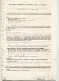 form five six study notes past papers blog history paper 1 history paper 1 the origin and development of african societies selected necta questions answers for advanced level forms 5 6