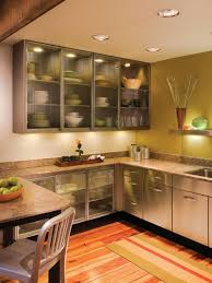 kitchen cabinets glass doors design style: most seen inspirations in the awesome kitchen cabinet design with several door styles ideas