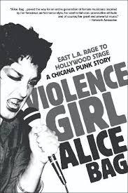 Memoirs to a 'Riot Girl' - Violence_Girl_cover_frontCN