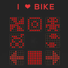 Mountain Bike Usb Charging Automatic Induction <b>Intelligent</b> ...