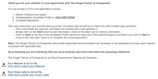 jobs kroger com application resumes tips jobs kroger com application apply job kroger online how to write a cv uk under