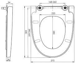 Купить <b>Крышка</b>-<b>сиденье для унитаза AM.PM</b> C537852WH белый ...