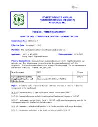 FOREST SERVICE MANUAL NORTHERN REGION  REGION    MISSOULA  MT studylib net FOREST SERVICE MANUAL NORTHERN REGION  REGION    MISSOULA  MT