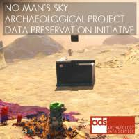 <b>No Man's Sky</b> Archaeology Project Data Preservation | Indiegogo