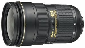 <b>Объектив Nikon</b> 24-70mm f/2.8G ED AF-S <b>Nikkor</b> — купить по ...