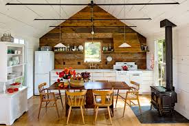 Tiny House   Jessica Helgerson Interior DesignKitchen and dining room