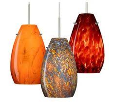 i love these kitchen pendant lighting glass shades a great way to add some color blown glass pendant lighting