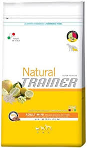 Natural Trainer <b>Trainer Natural Small</b> Chicken Rice kg. 2 Dry Dog ...