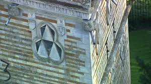 Image result for triangular lodge inscriptions