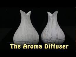 <b>400ML Aromatherapy Essential Oil</b> Diffuser Aroma Diffuser - YouTube