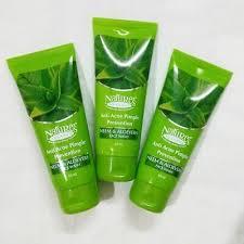 <b>1 Pc</b>. <b>Nature's</b> Essence Neem Aloe Vera Face Wash 65 ml acne ...