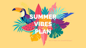 <b>Summer Vibes</b> Marketing Plan Google Slides and PowerPoint ...