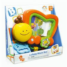 <b>Игрушка Bkids Музыкальная шкатулка</b> на кроватку (1001619930 ...