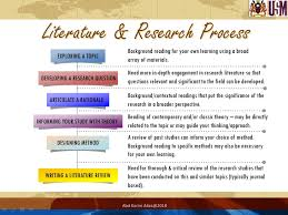 L ITERATURE REVIEW RESEARCH METHOD FOR ACADEMIC PROJECT I    ppt     SlideShare