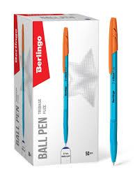 "<b>Ручка шариковая Berlingo</b> ""Tribase"", синяя, 0,7 мм, 50 шт. Berlingo ..."