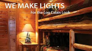 rustic lighting for the log cabin home cabin lighting ideas