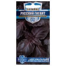<b>Семена Базилик фиолетовый</b> «Русский гигант» в Казани ...