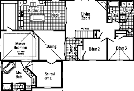 ad e Modular Homes Floor Plans Pennwest Sketch Modular Homes I    d     ad e Modular Homes Floor Plans Pennwest Sketch Modular Homes I    d take out the stairs and add a two car garage beside the utility room    Houses   Pinterest