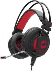 <b>MAXTER STEREO GAMING</b> HEADSET, BLACK