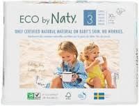 <b>Naty</b> Eco <b>3</b> / 30 pcs – купить <b>подгузники</b>, сравнение цен интернет ...