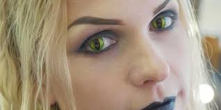 Are Colored Contact Lenses for Halloween Costumes Safe ...