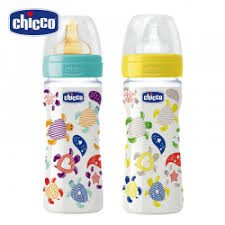 Пластиковая <b>бутылочка</b> для кормления <b>Chicco Well Being</b> - отзывы