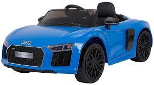 <b>Электромобиль Farfello JJ2198</b> Audi R8 Spyder синий: купить за ...
