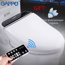 <b>GAPPO toilet smart seats</b> toilet warm seat cover Electric seat covers ...
