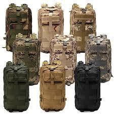 30L Waterproof <b>Outdoor Military Rucksacks Tactical Backpack</b> ...