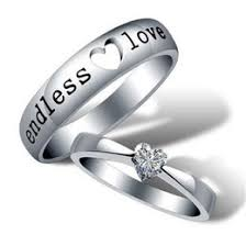 Sterling Rings Couples Online Shopping | Couples Wedding Rings ...
