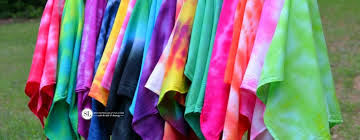 <b>Tie Dye Folding</b> Techniques | 16 vibrant <b>tie dye patterns</b> ...